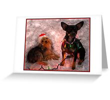Merry Christmas!! Greeting Card