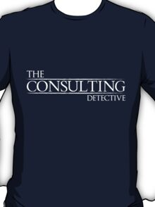 The Consulting Detective T-Shirt