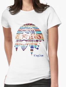 KingDom Chief Womens Fitted T-Shirt