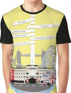 Welcome To London Graphic T-Shirt