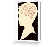 Gaming mind  Greeting Card
