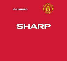 Manchester United retro jersey by ilRe