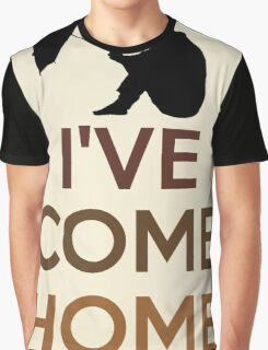 Radical Face - Welcome Home T-Shirt Graphic T-Shirt