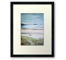 Grunard Bay Wester Ross Scotland Framed Print