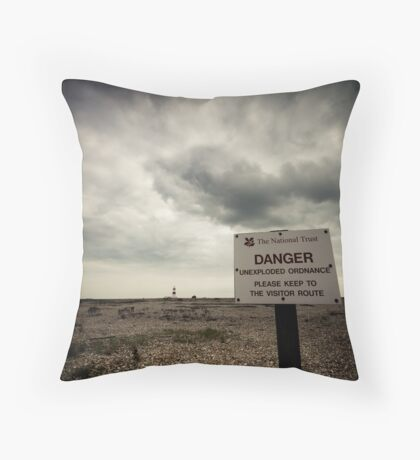 Exhortation Throw Pillow