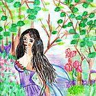 I Bring Spring. MAGIA DEI BOSCHI by Kittycat10