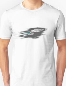 Boldly Going Where No T-Shirt Has Gone Before Unisex T-Shirt