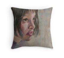 Matilda - Leon - The Professional - Natalie Portman Throw Pillow