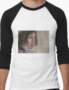 Matilda - Leon - The Professional - Natalie Portman Men's Baseball ¾ T-Shirt
