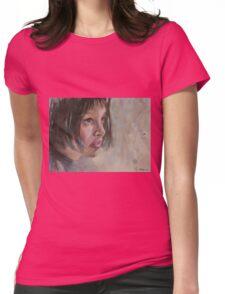 Matilda - Leon - The Professional - Natalie Portman Womens Fitted T-Shirt