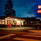 Ray's Drive In by Dale Lockwood