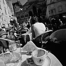 Cappuccino by Brendan Buckley