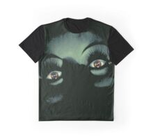 Eyes in the Night Graphic T-Shirt