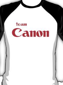 Team Canon!  T-Shirt