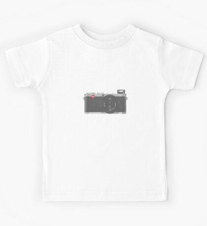 Amazing Leica Camera T-Shirt! Kids Tee