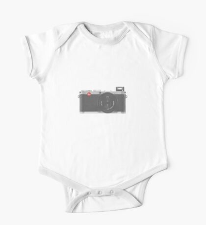 Amazing Leica Camera T-Shirt! One Piece - Short Sleeve