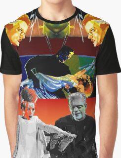 Bride Triptych Graphic T-Shirt
