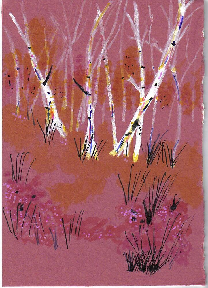Spirit Forest by wormink
