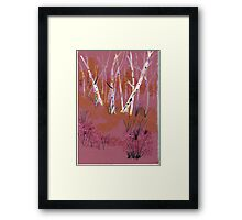 Spirit Forest Framed Print
