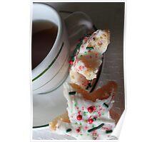 Christmas Tea Poster