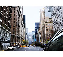 NYC010 Photographic Print