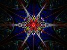 Elliptic Splits Raw Star Cluster Zoom by barrowda