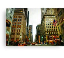 NYC013 Canvas Print