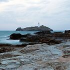 Godrevy Lighthouse by kbrimson