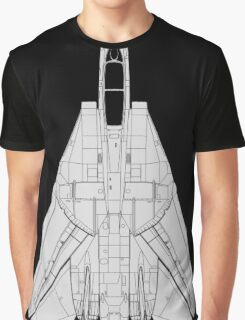 Grumman F-14 Tomcat Graphic T-Shirt
