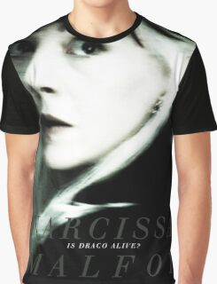 Narcissa Malfoy Graphic T-Shirt