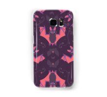 Bats Damask Wallpaper Samsung Galaxy Case/Skin