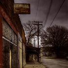 Ghost Town by JMontrell