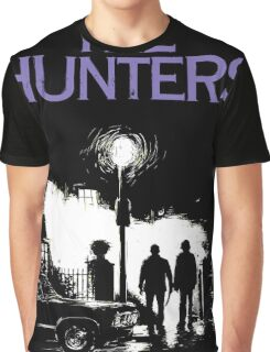 The Hunters (Supernatural & The Exorcist) Graphic T-Shirt