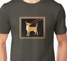 Laser Dog Unisex T-Shirt