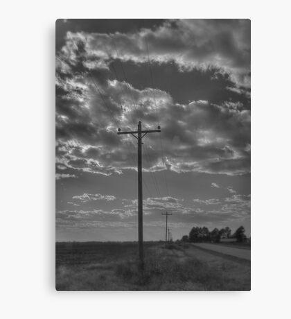 Highway 42 Canvas Print