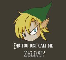 The Legend of Zelda The big mistake by Grimang3l