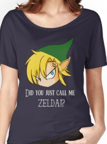The Legend of Zelda The big mistake Women's Relaxed Fit T-Shirt