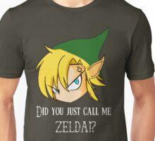 The Legend of Zelda The big mistake Unisex T-Shirt
