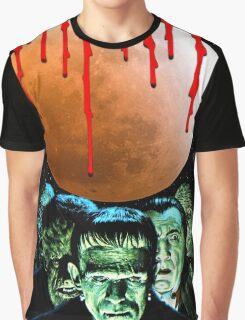 Universal Monsters Graphic T-Shirt