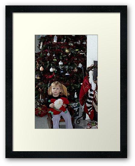 Xandria Waiting for Christmas by FrankSchmidt