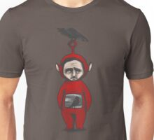 Po was always the weird one.. Unisex T-Shirt