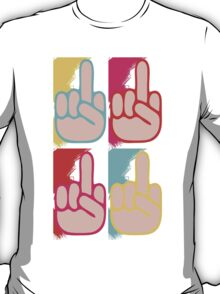 Fuck you (Andy Warhol style) T-Shirt
