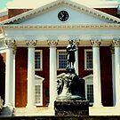 UVa Campus - The Rotunda by ctheworld