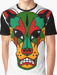 Wolf Totem Graphic T-Shirt