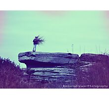 Do you ever feel like you're fading away? Photographic Print