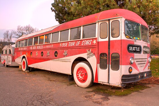 The Tour Bus From Hell by Dale Lockwood