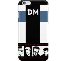"Depeche Mode ""Dangerous"" iPhone Case/Skin"