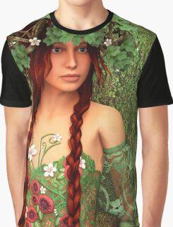 Summer Beauty Graphic T-Shirt