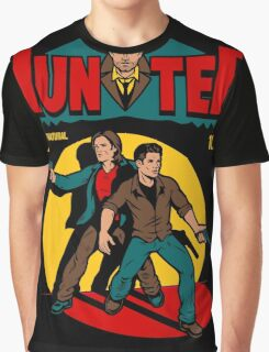 Hunter Comic Graphic T-Shirt