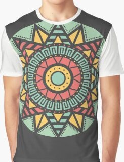 Aztec Graphic T-Shirt